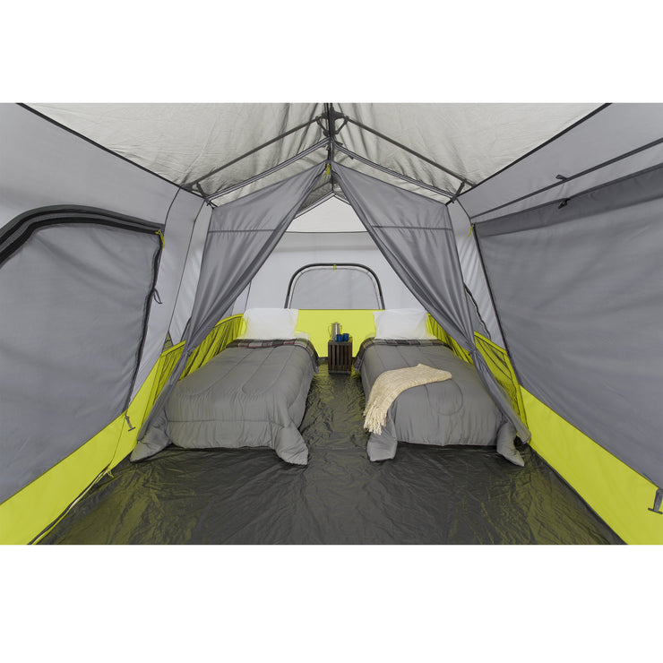 9 Person Instant Cabin Tent Core Equipment