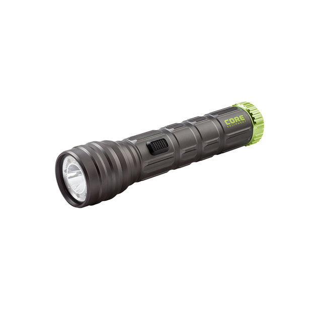 Core Equipment 500 Lumen Multi-Color Flashlight