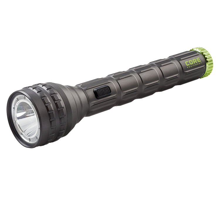 Core Equipment 1250 Lumen Multi-Color Flashlight