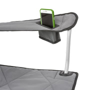 CORE Padded Quad Chair cell phone pocket