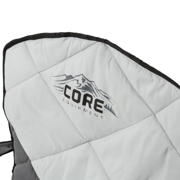 Core Padded Quad Chair Padding Detail