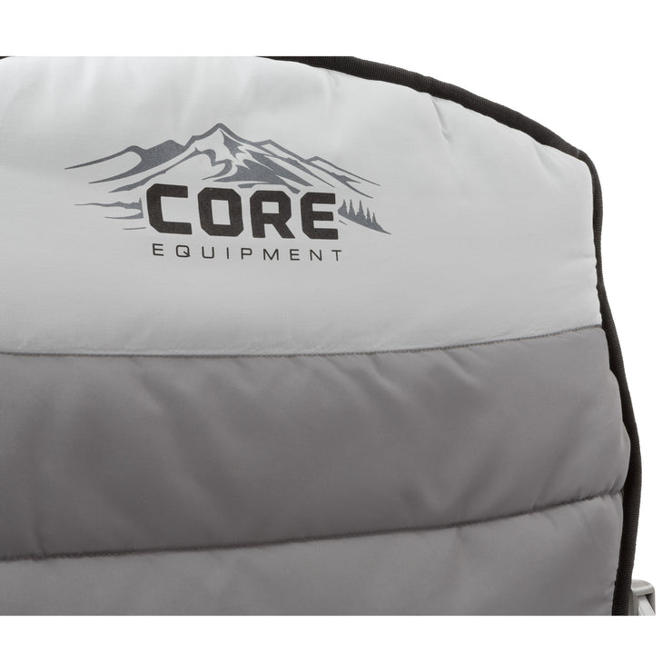 CORE Padded Hard Arm Chair seat detail