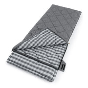 Core Equipment 20 Degree XL Sleeping Bag buffalo check