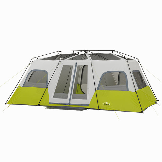 12 Person Instant Cabin Tent 18' x 10'