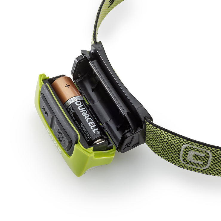 Core Equipment 100 Lumen Sport Headlamp Batteries