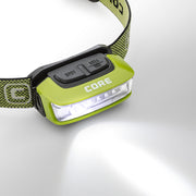 Core Equipment 100 Lumen Sport Headlamp Spot Mode