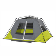 6 Person Instant Cabin Tent with Awning 11' x 9'