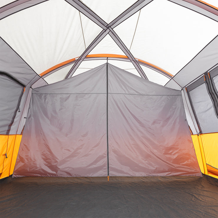 12 Person Straight Wall Cabin Tent 16' x 11'