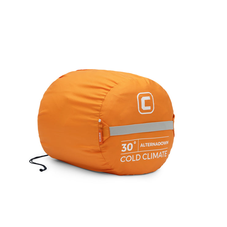 30 Degree Alternadown Cold Climate Sleeping Bag