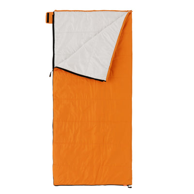 Hero image of orange alternadown sleeping bag