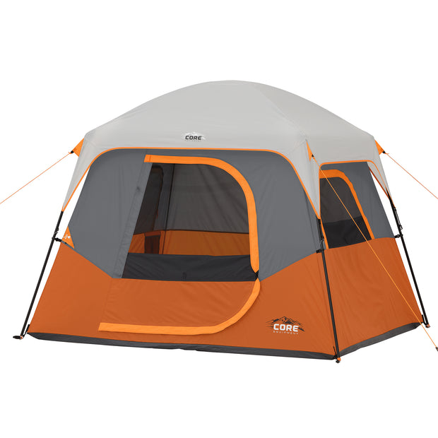 Hero image - 4 Person Straight Wall Cabin Tent