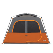 6 Person Straight Wall Cabin Tent