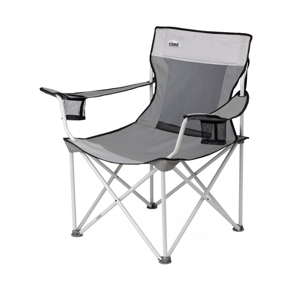 Mesh Quad Chair
