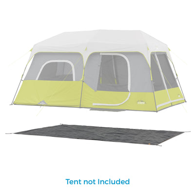 Footprint for 9 Person Instant Cabin Tent