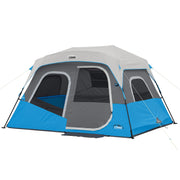 6 Person Lighted Instant Cabin Tent 11' x 9'
