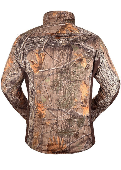 Winter Camouflage Hunting Coat - HILLMAN®