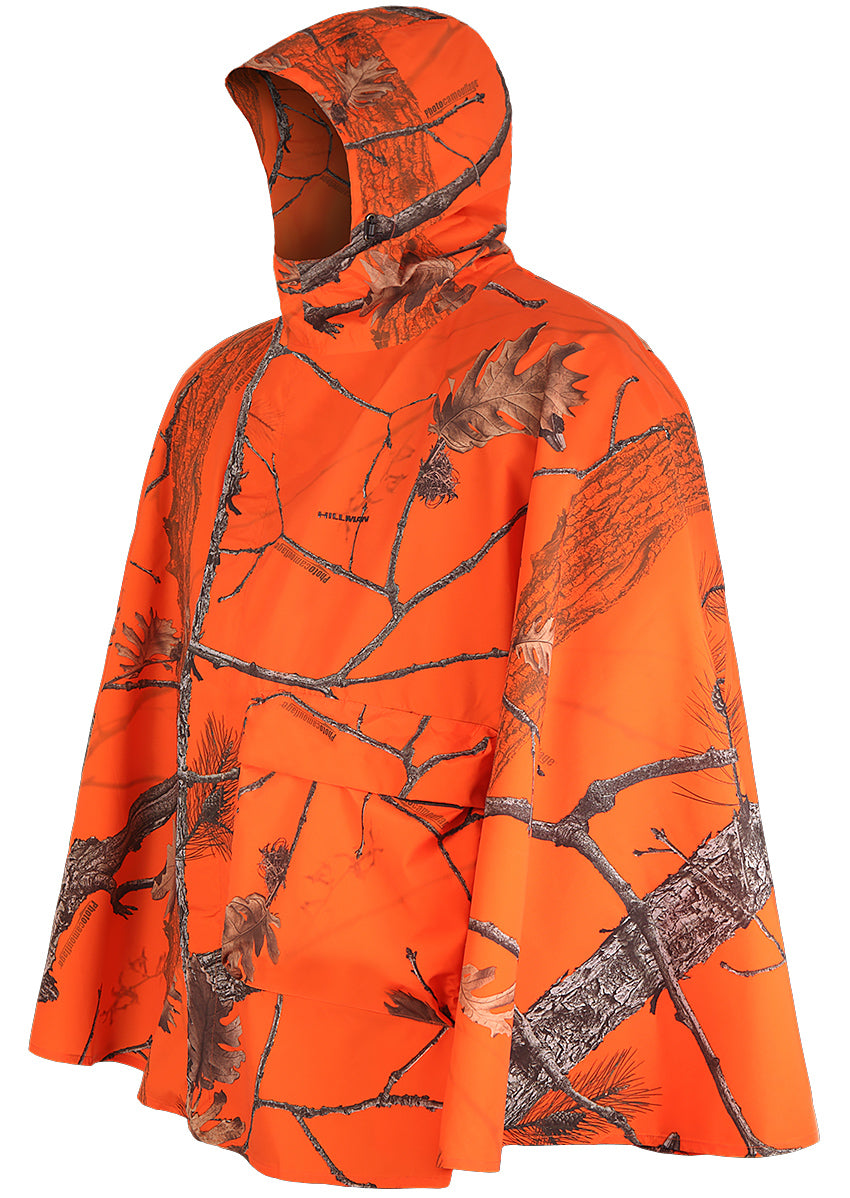 Safety Signal Camo Raincover - Mens Hunting Clothing Hillman®