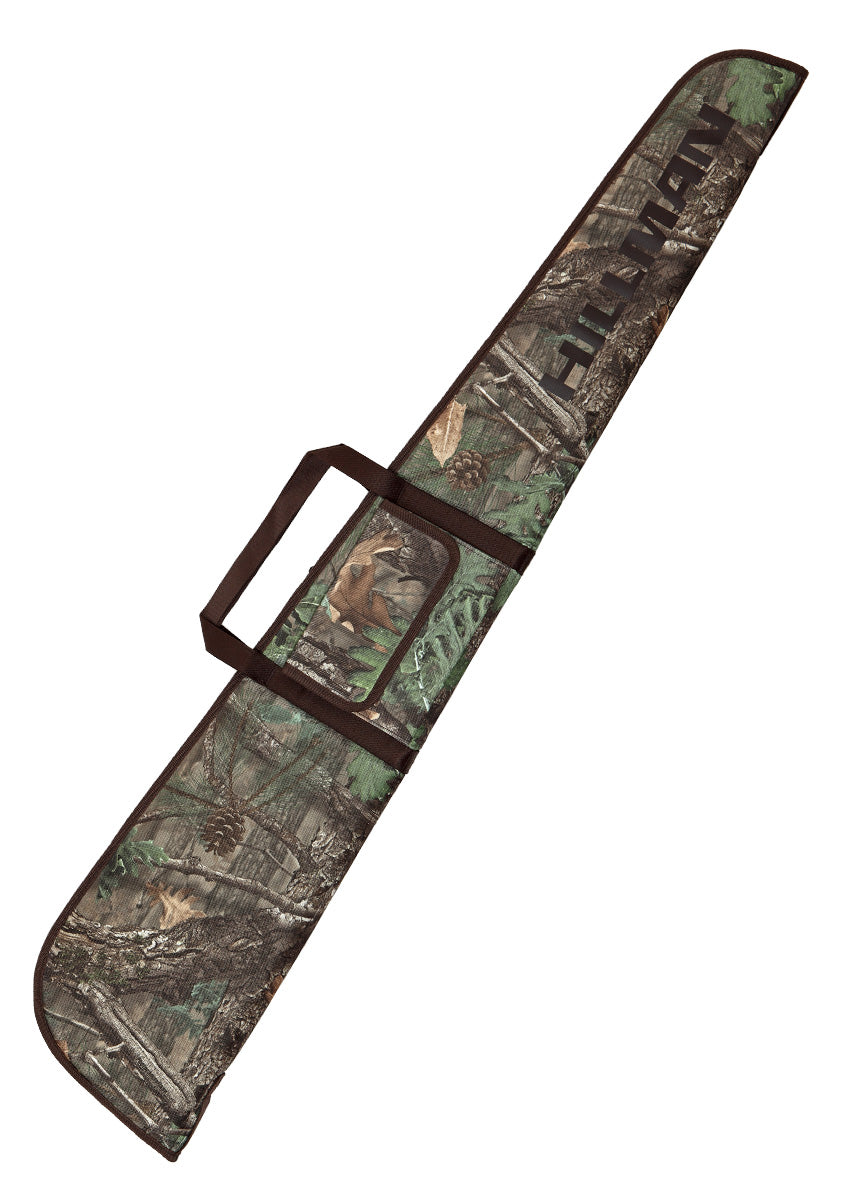 Shotgun 120cm Unfolded Guncase with Pocket | Hillman Hunting