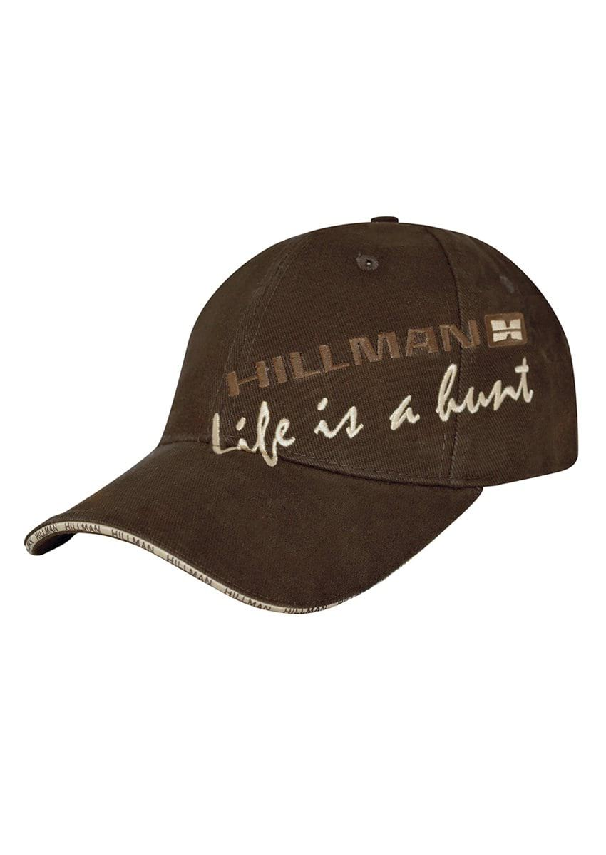 "Hunting Cap ""Life is a hunt"""