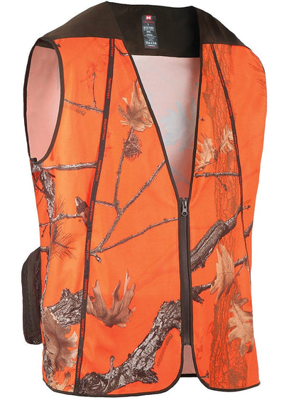 Men's Camo XPR Signal Hunting Vest - Hillman® Safety Hunting Gear