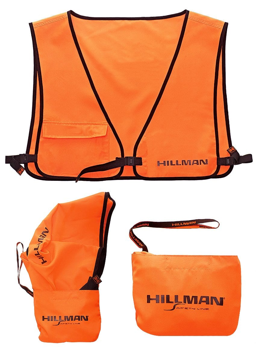 Signal Camo Safety Vest - Hillman® Safety Hunting Apparel