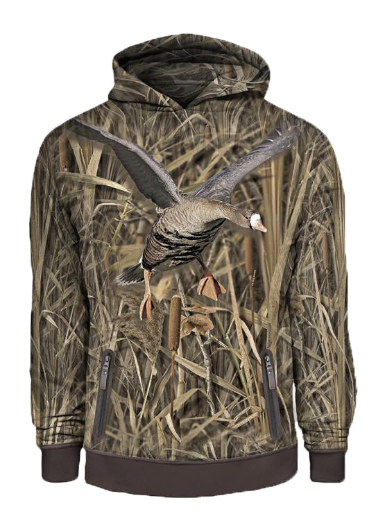 White Fronted Goose Hoodie