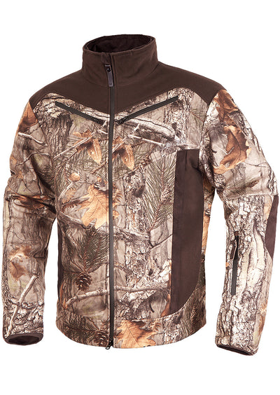 Camo Windarmour Hunting Jacket - Camo Hunting Clothing Hillman®