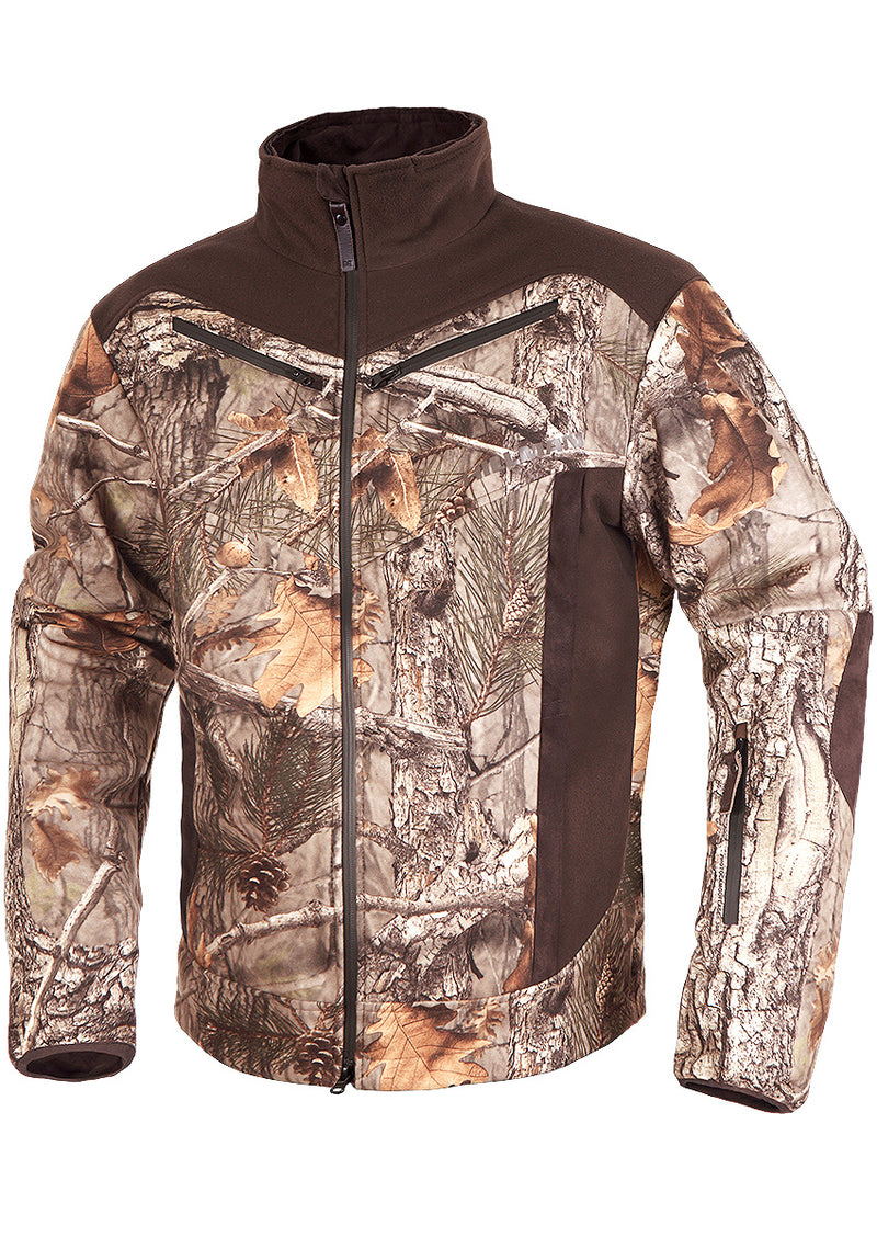 Mens Windarmour Hunting Jacket - Windproof Hunting Gear Hillman®