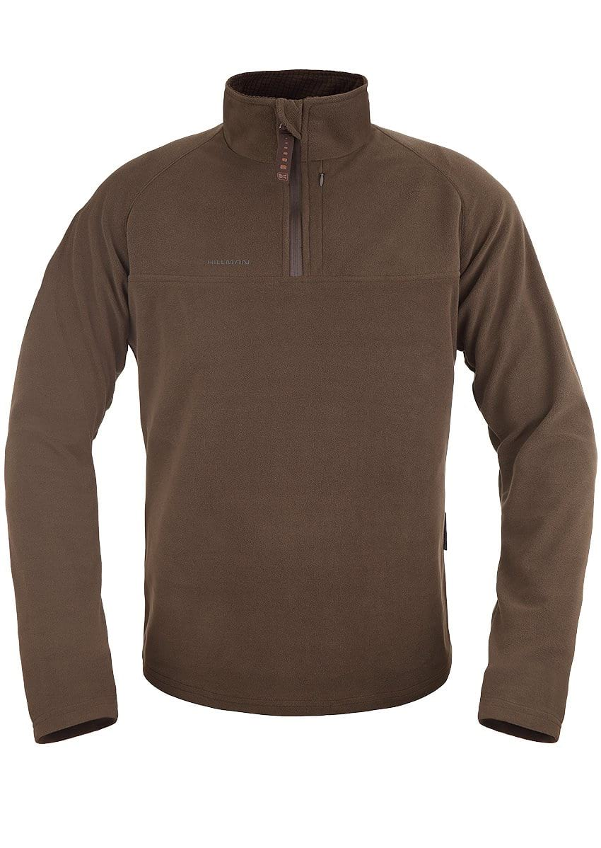 Mens XPR Hunting Polofleece Shirt - Winter Hunting Gear Hillman®