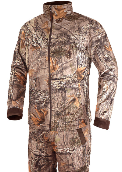Hunting Camouflage Fleece Set - Winter Camo Clothing Hillman®