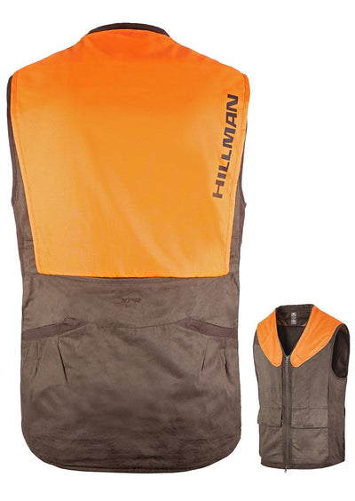 Mens Autumn XPR Hunting Vest - Hillman® Safety Hunting Vests