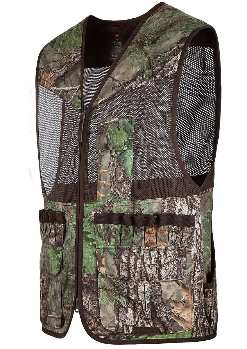 Summer Camo Hunting Air Vest - Mens Ventilated Summer Hunting Gear Hillman®
