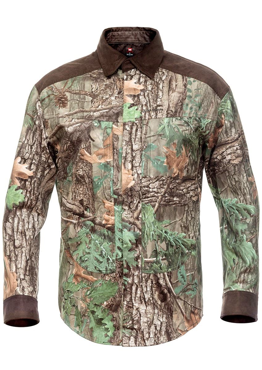 Mens Camo XPR Hunting Shirt Magnetic - Hunting Camo Shirts Hillman®