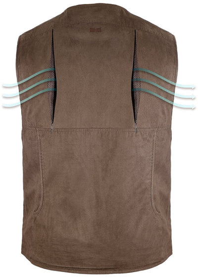 Ventilated Summer Birder Hunting Vest - Hillman® Bird Hunting Clothing