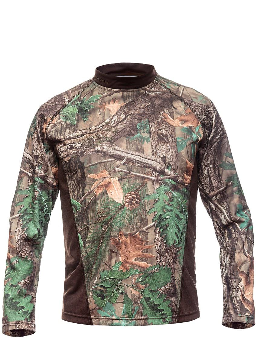 Heatmax Hunting T-Shirt Long Sleeve