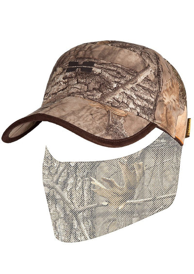 Camouflage Mens Autumn Reversible Hunting Hat - Outdoor Camo Hunting Gear for Men by Hillman®