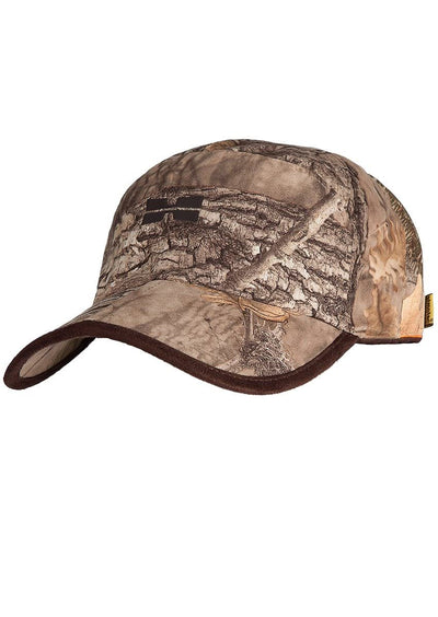Mens Camo Autumn Reversible Hunting Hat - Camouflage Hunting Clothing for Men by Hillman®