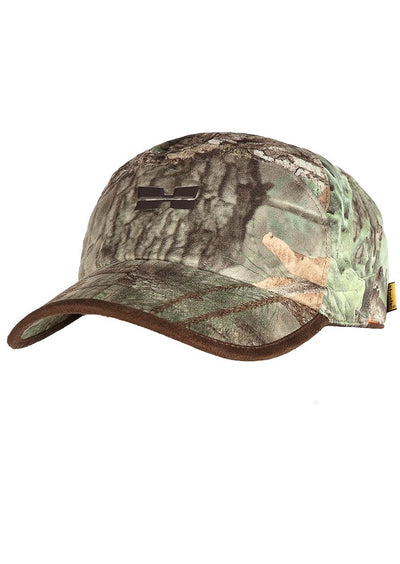 Green Camo Autumn Reversible Hunting Hat - Spring Hunting Clothing for Men by Hillman®