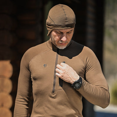 HILLMAN Merino Hunting Thermo Hat