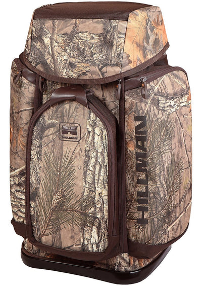 Mens Camo Hunting Chairpack 30 - Mens Autumn Camo Hunting Wear by Hillman®