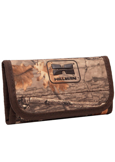 Camouflage Hunting Shotgun Pouch - Mens Autumn Camo Hunting Wear by Hillman®