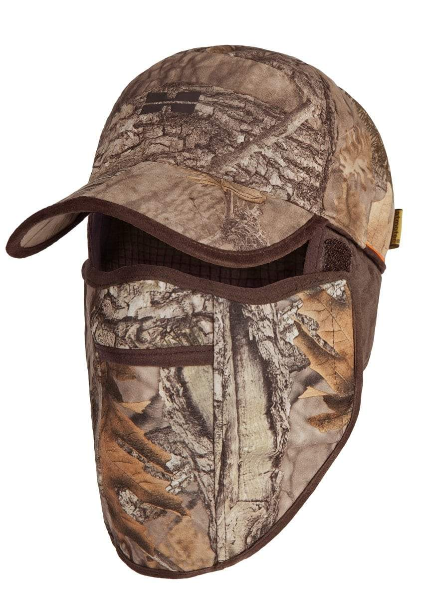 Camo Waterproof Hunting Hat Mask - Mens Camouflage Hunting Gear by Hillman®
