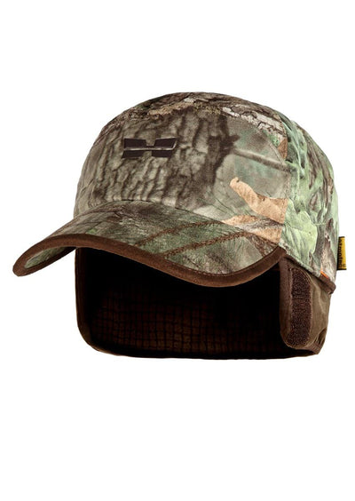 Summer Camo Waterproof Hunting Hat Mask - Summer Camouflage Mens Accessories by Hillman®