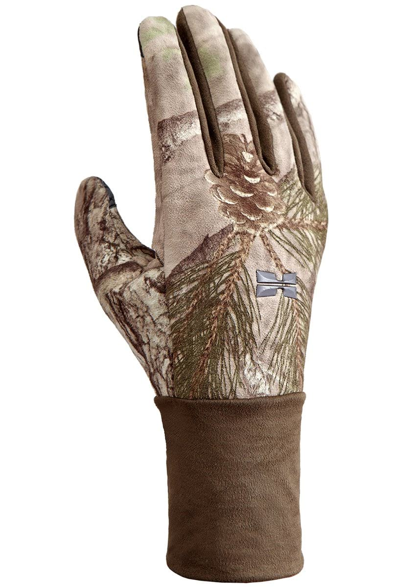 Mens Windproof Hunting Gloves - Summer Hunting Gear for Men by Hillman®