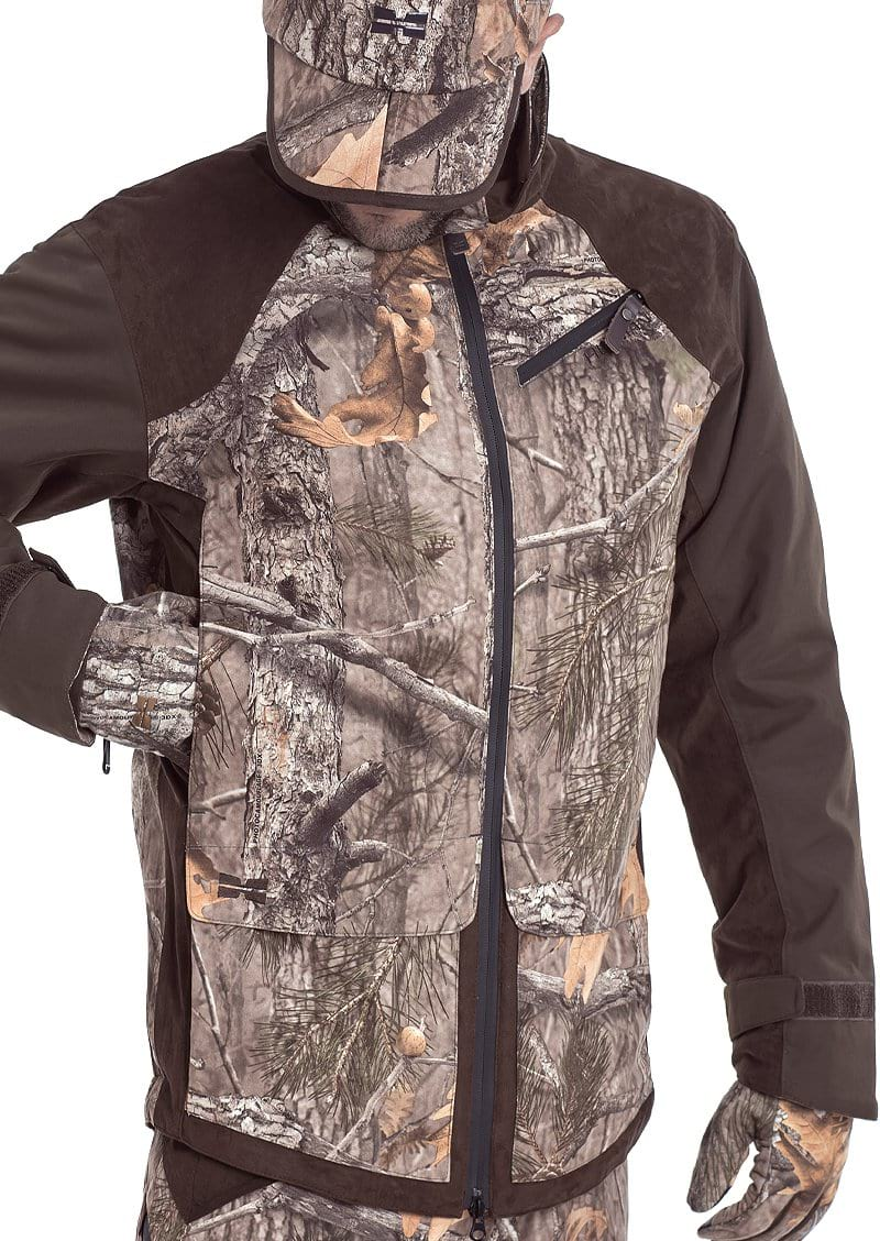 Camo Fusion Hunting Jacket - Waterproof Hunting Gear HILLMAN®