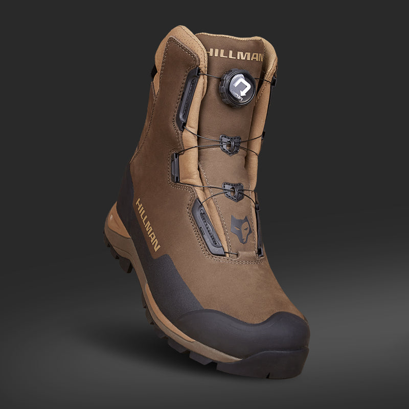DELIVERY on May 30, 2021 - HUNTING BOOTS ALPHA AEROGEL HC23