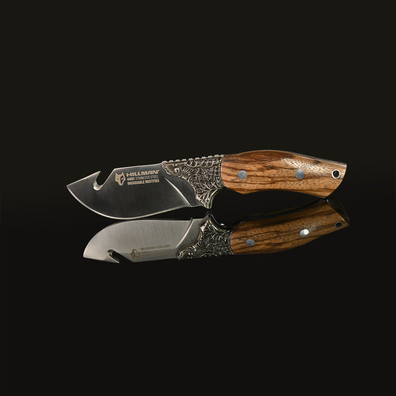the best hunting knife in the world by HILLMAN
