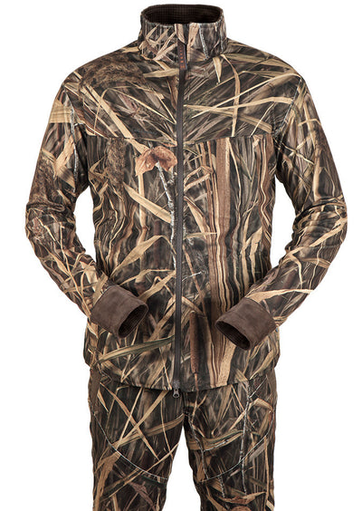 Mens Waterfowl Camo Set - Winter Fleece Hunting Clothing Hillman®