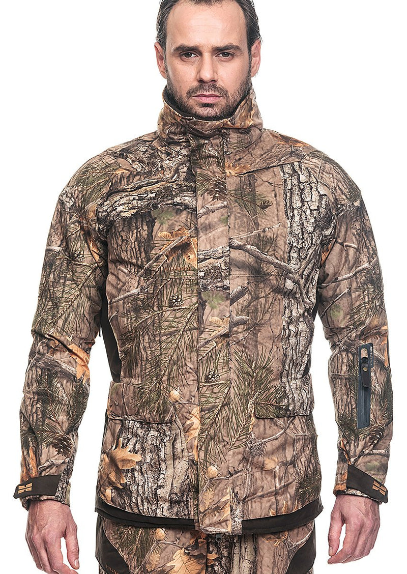 Winter Camo Xpr Hunting Coat - HILLMAN®