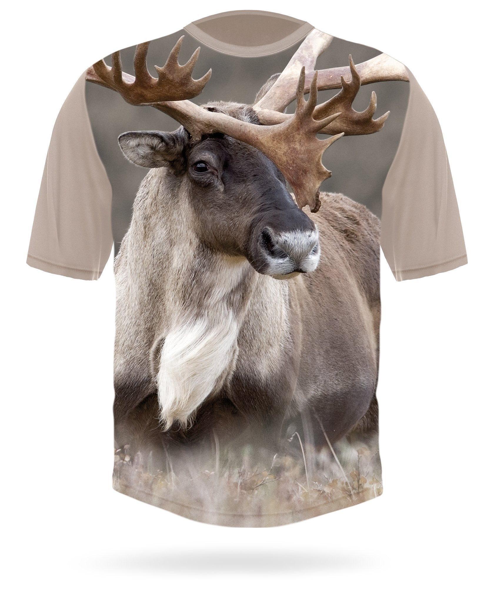 Caribou T-shirt Short Sleeve - HILLMAN® hunting gear